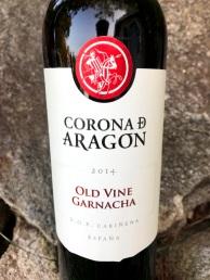 Corona D Aragon Old Vine Garnacha
