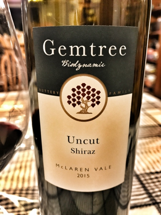 Gemtree Uncut Shiraz