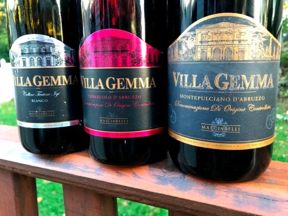 Masciarelli Villa Gemma wines