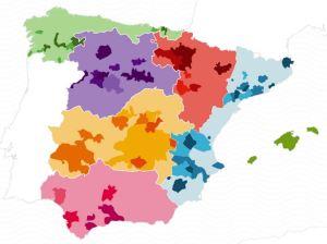 Spain's wine regions