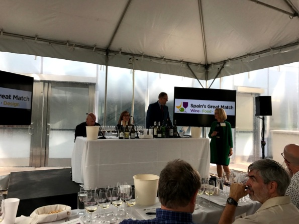 rare Grapes seminar led by Doug Frost MS/MW