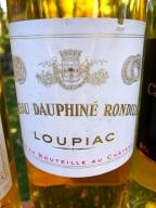 Château Dauphiné Rondillon