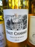 Château Haut Charmes