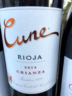 Cvne Rioja Crianza