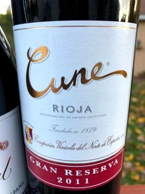Cune Rioja Gran Reserva