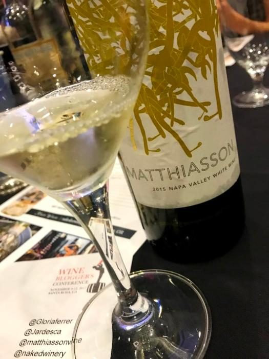 Matthiasson White Wine