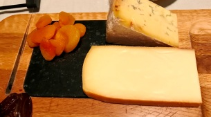 Sauternes and cheese