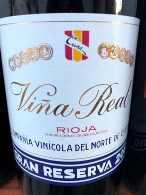 Vina Real Rioja Gran Reserva