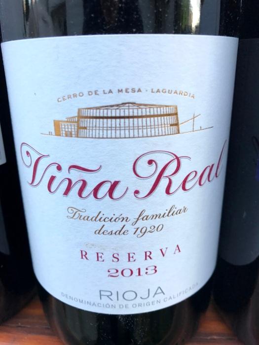 Vina Real Rioja Reserva