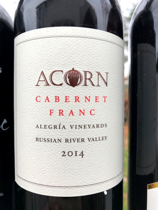 ACORN Vineyards Cabernet Franc