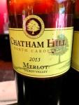 Chatham Hill Winery Merlot