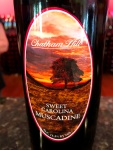 Chatham Hill Winery Sweet Carolina Muscadine