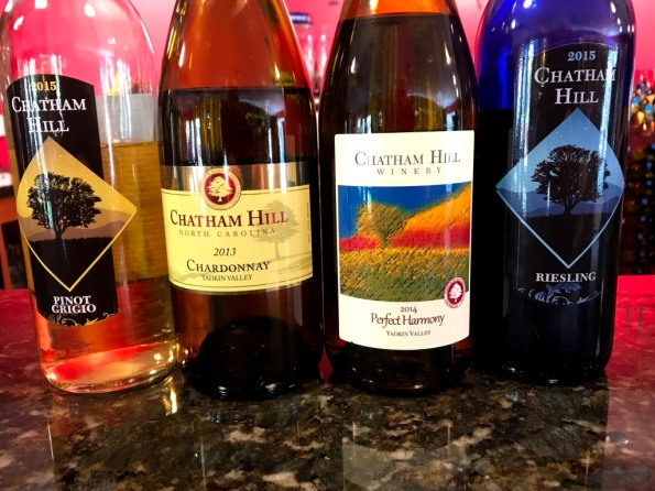 Chatham Hill Winery Whites