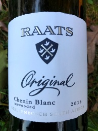 Raats Original Chenin Blanc Unwooded