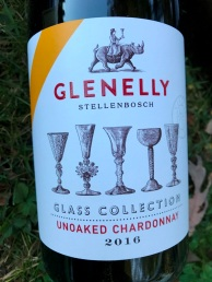 Glenelly Glass Collection Unoaked Chardonnay