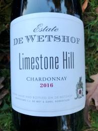 De Wetshof Estate Limestone Hill Chardonnay