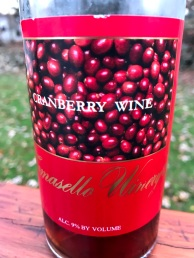 Tomasello Cranberry Wine
