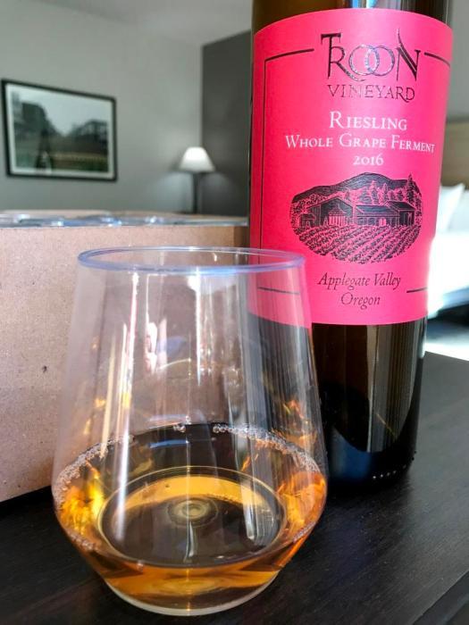 Troon Vineyards Riesling Whole Grape