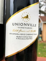 Unionville Vineyards Cabernet Franc