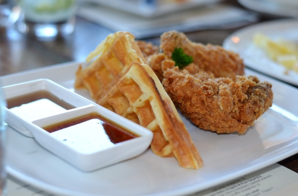 Beach House SONO Chicken and Waffles (19)