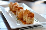 Beach House SONO Goat Cheese Wonton