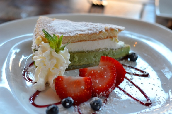 Beach House SONO Pistachio and Ricotta Cheese Cake 1