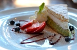 Beach House SONO Pistachio and Ricotta Cheese Cake