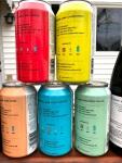 Bridge Lane Wines Back Labels