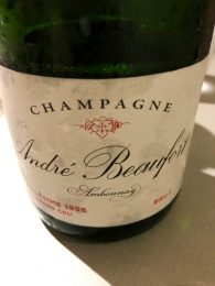 Champagne Andre Beauford