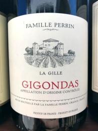 Famille Perrin La Gille Gigondas