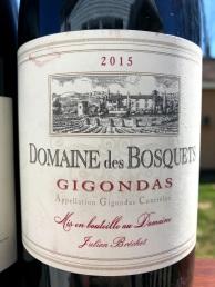 Domaine des Bosquets Gigondas