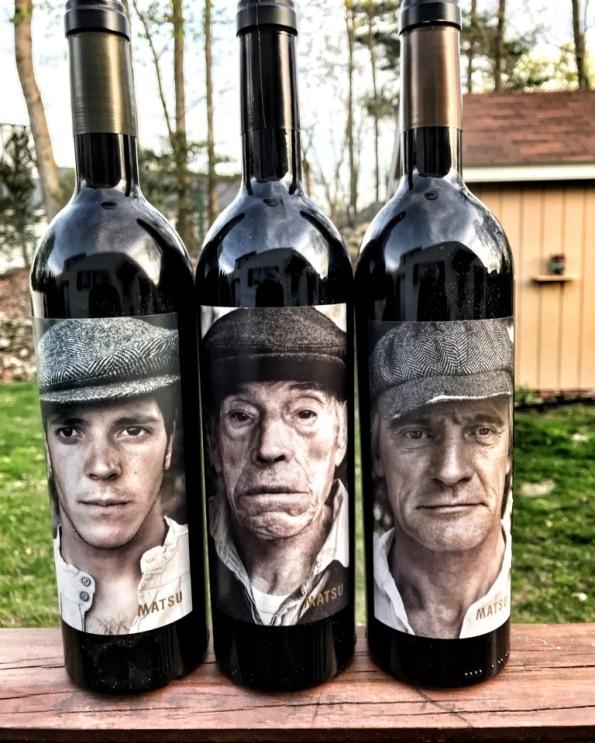 Bodega Matsu wines