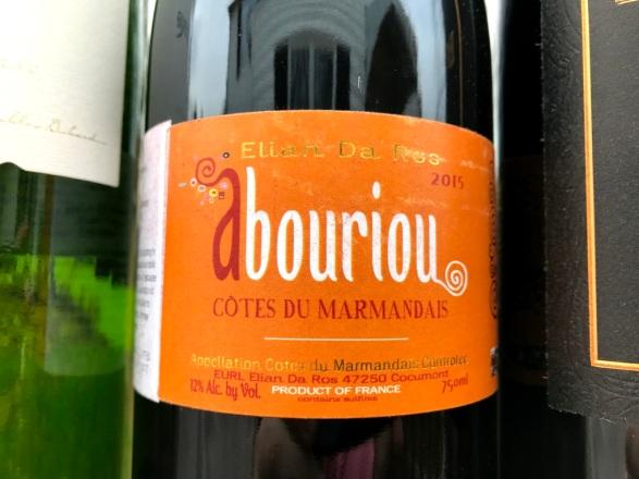 Domaine Elian Da Ros Abouriou Côtes du Marmandais AOC