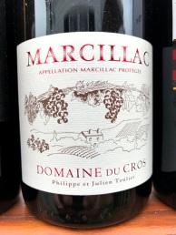 Domaine du Cros Marcillac AOP