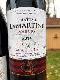 Château Lamartine Prestige du Malbec Cahors