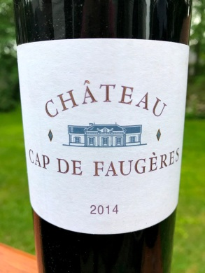 Chateau Cap De Faugers