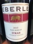 Eberle Syrah