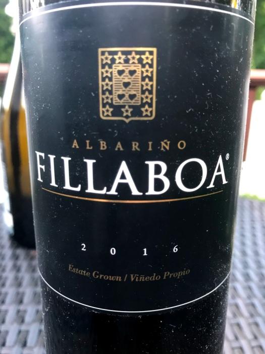 Fillaboa Albariño