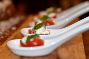 Flinders lane Burrata Tomato
