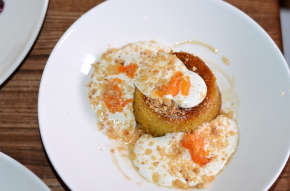 Flinders Lane carrot cake 1
