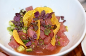 Flinders Lane Tuna Tartar