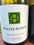 Halter Ranch GrenacheBlanc