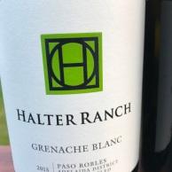 Halter Ranch Grenache Blanc