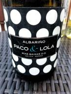 Paco & Lola Albariño