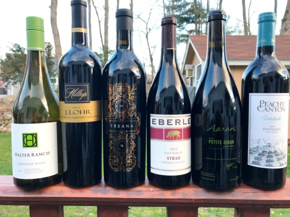 Paso Robles wines