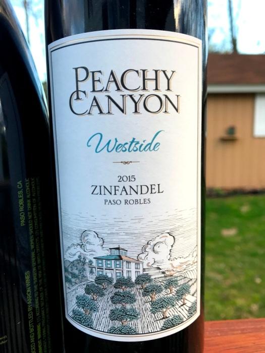 Peachy Canion Zinfandel