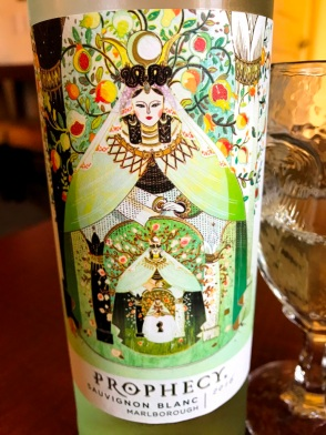 Prophecy Sauvignon Blanc Marlboro 1