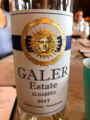 Galer Estate Albarino