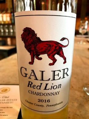 Galer Estate Red Lion Chardonnay