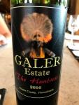 Galer Estate The Huntress Red
